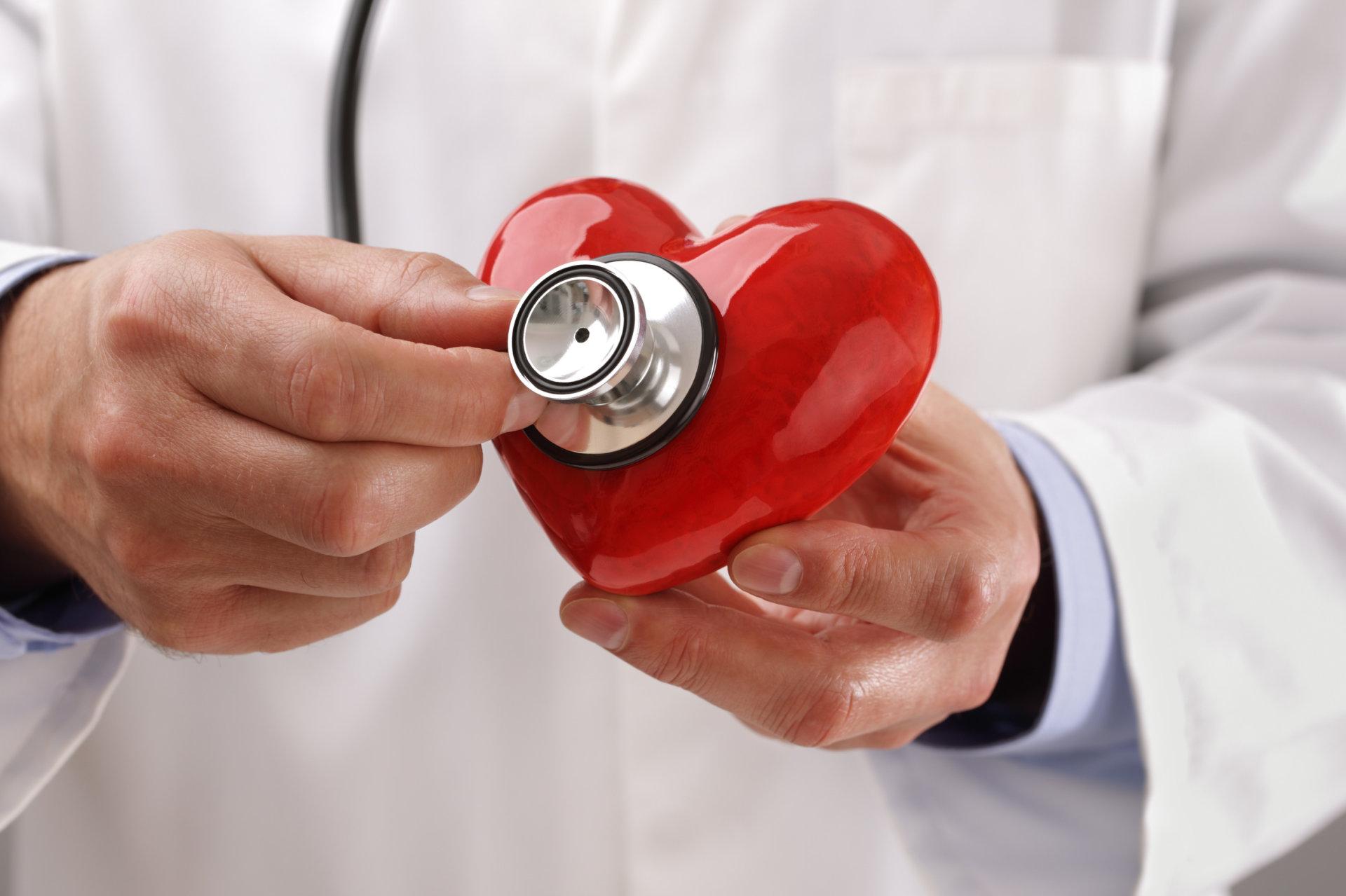 kaip stresas veikia širdies sveikatą)