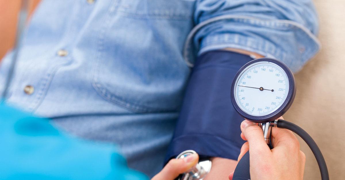 Kardiologas įspėja: tik kas penkto asmens kraujospūdis – normalus