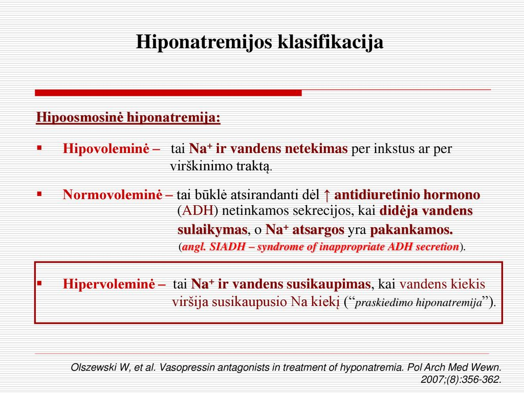 Natrio: vaidmuo organizme, kraujo norma, padidėjimas ir sumažėjimas - Hipertenzija November