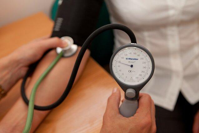 pagrindinė hipertenzijos priežastis)