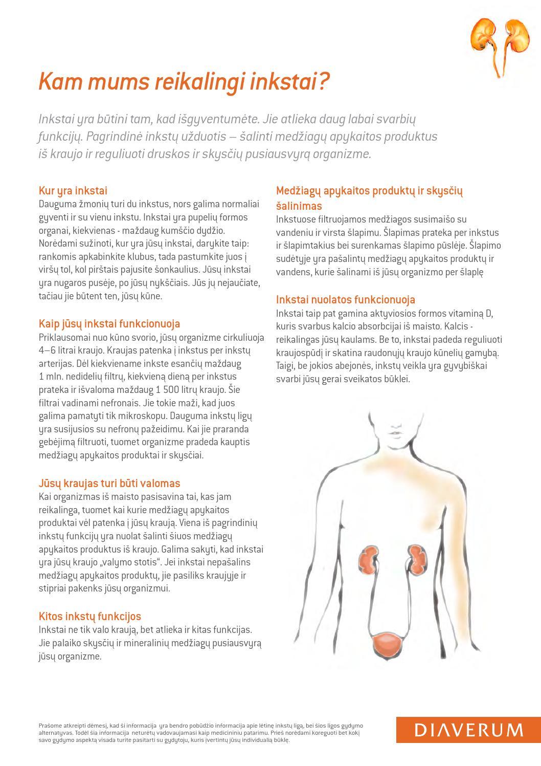 kaip sužinoti, kokia mano hipertenzijos stadija