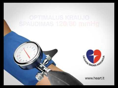 galite išgydyti hipertenziją)