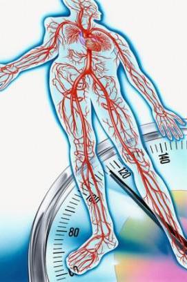 hipertenzija skirtumas tarp viršutinės ir apatinės