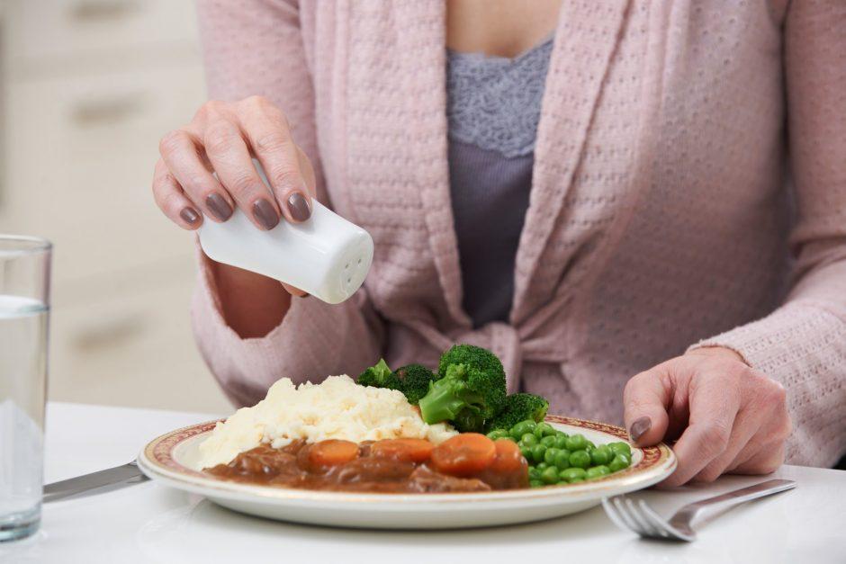 dietos hipertenzijos receptai)