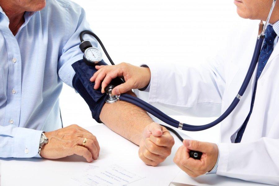 hipertenziją įveikusių žmonių
