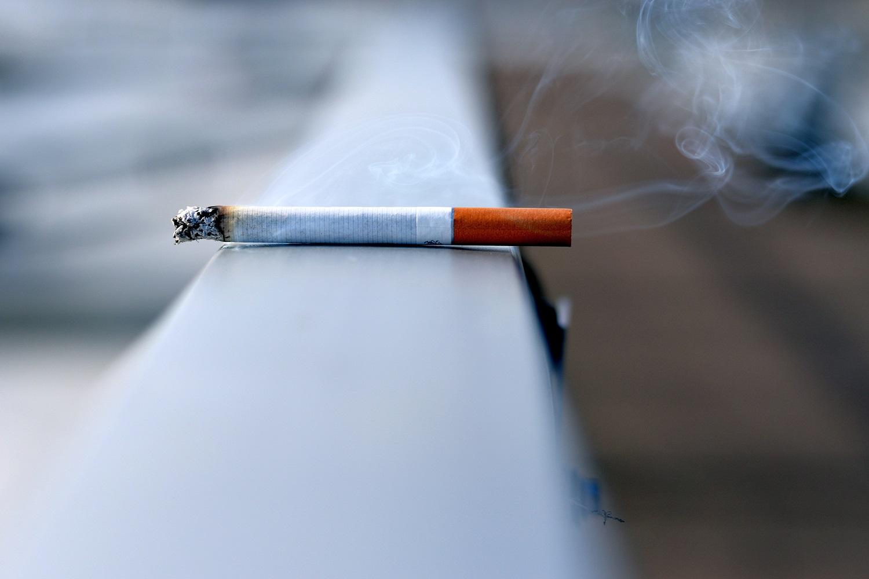 nikotinas ir hipertenzija)