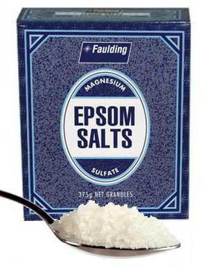 Epsomo druska nuo hipertenzijos