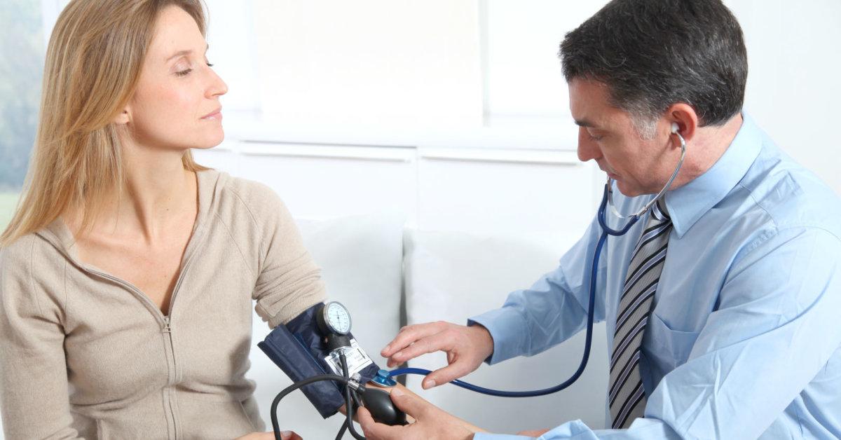 hipertenzija ir grynas oras