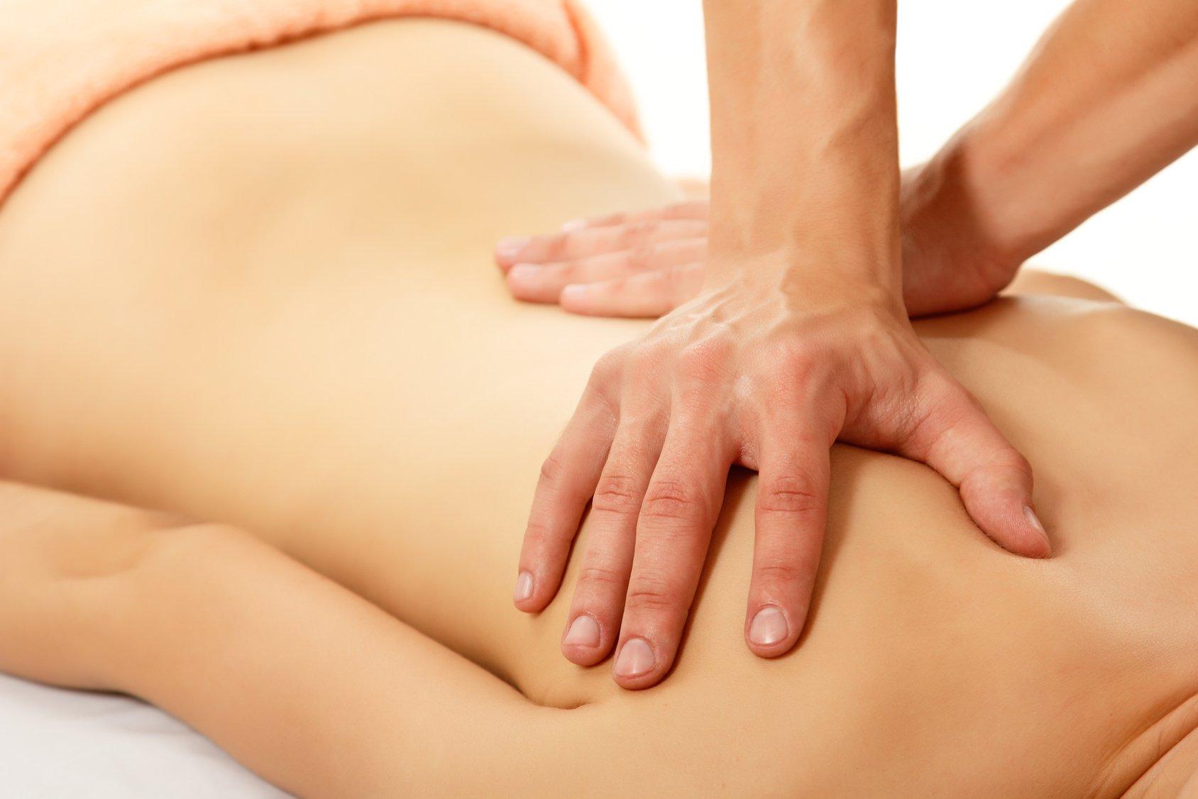 Masažo poveikis kūno būsenai su hipotomija