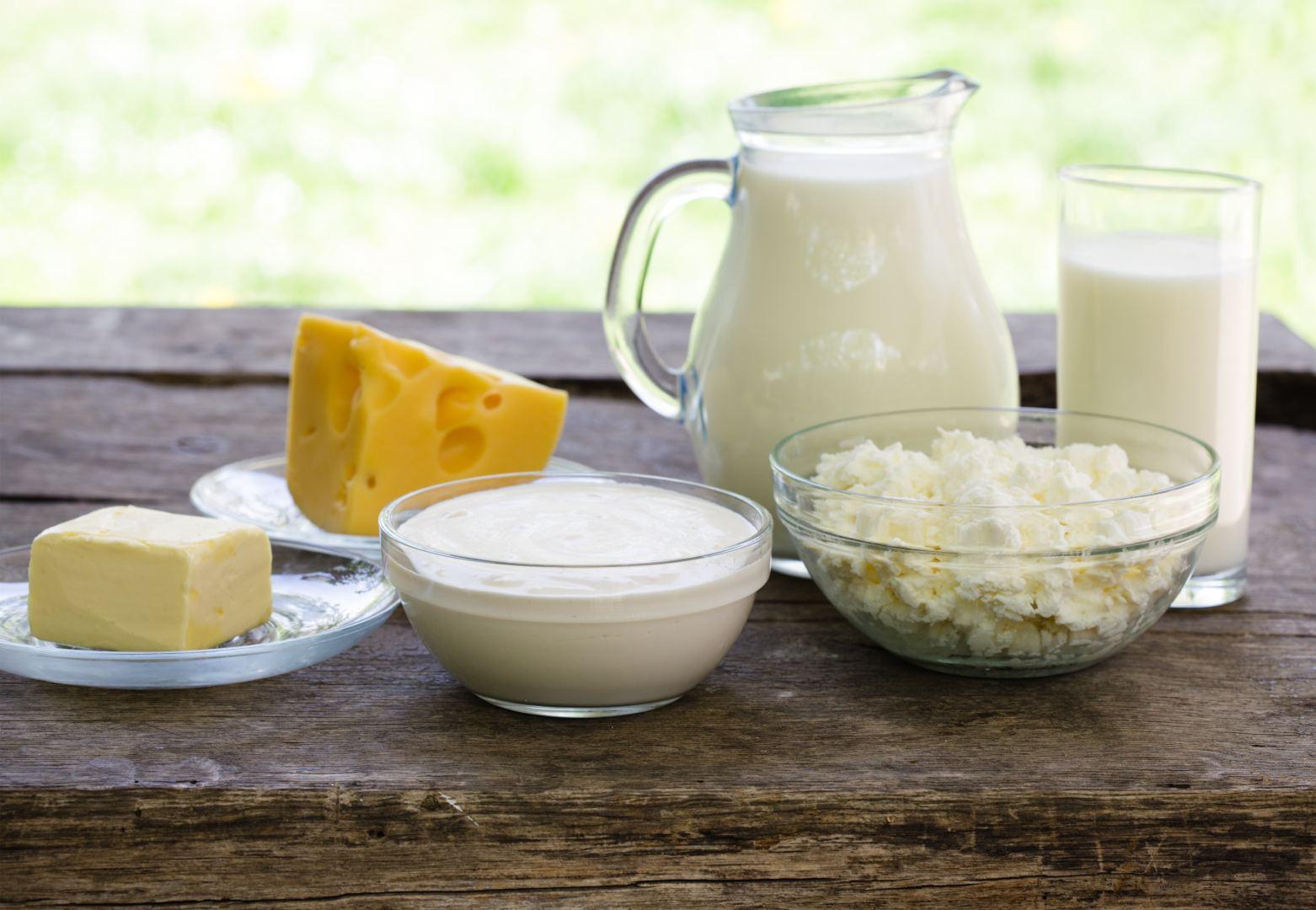 Antihipertenzinis fermentuotų pieno produktų poveikis mikroskopu