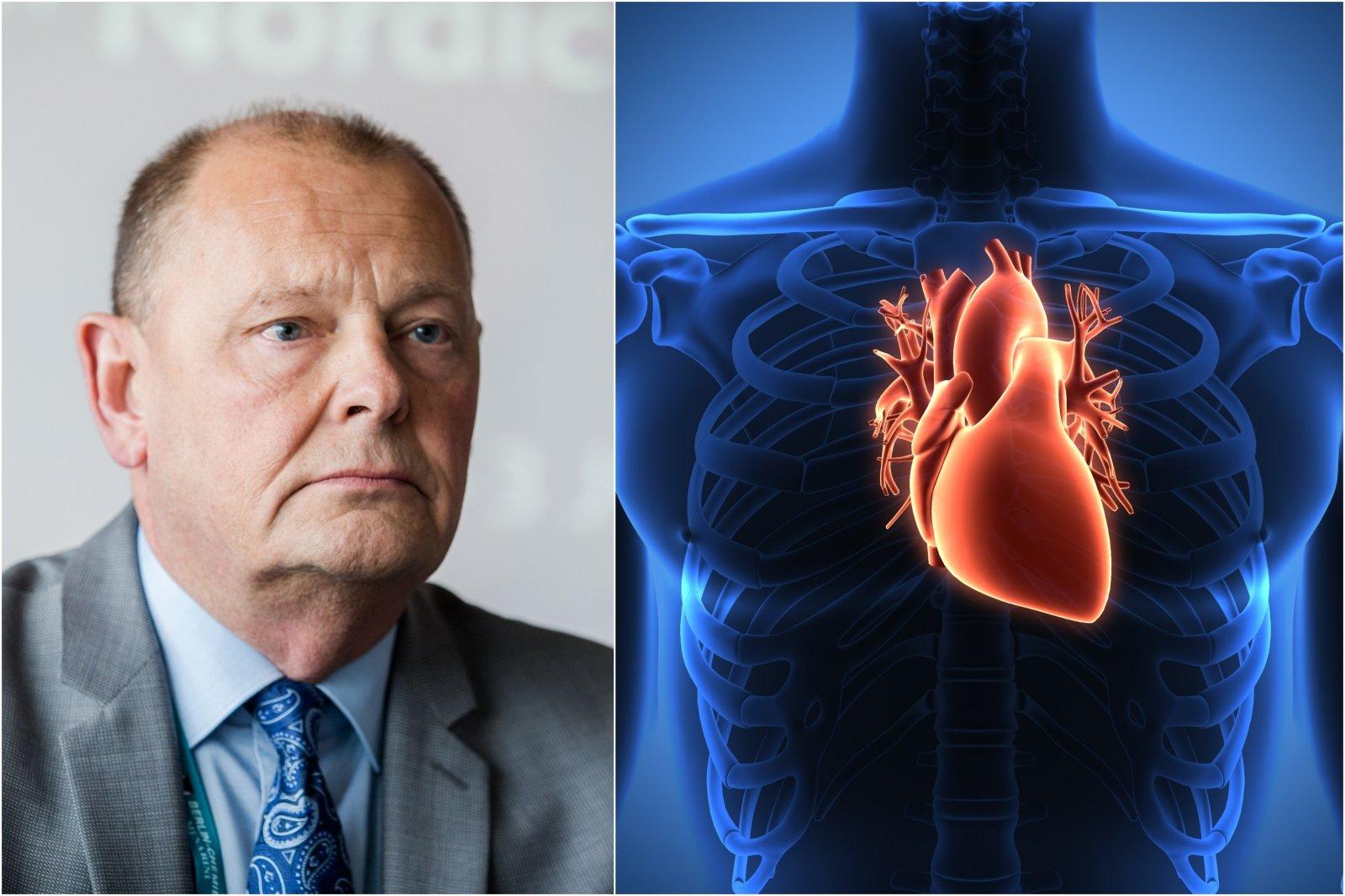 diabeto liga sveikata širdies hipertenzija odos sveikata