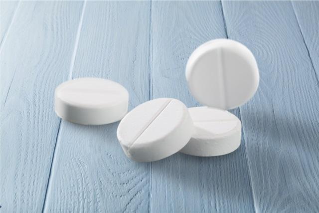 padengtas aspirinas ir širdies sveikata)