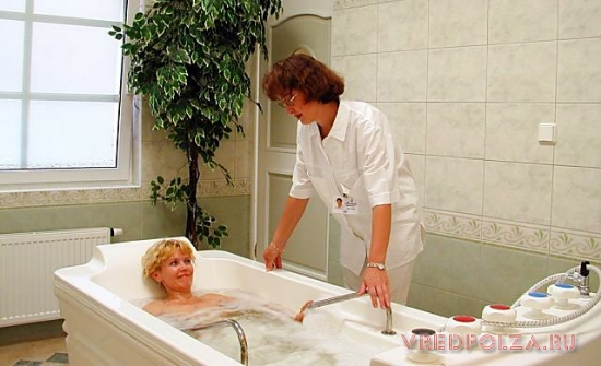 radono vonios nuo hipertenzijos