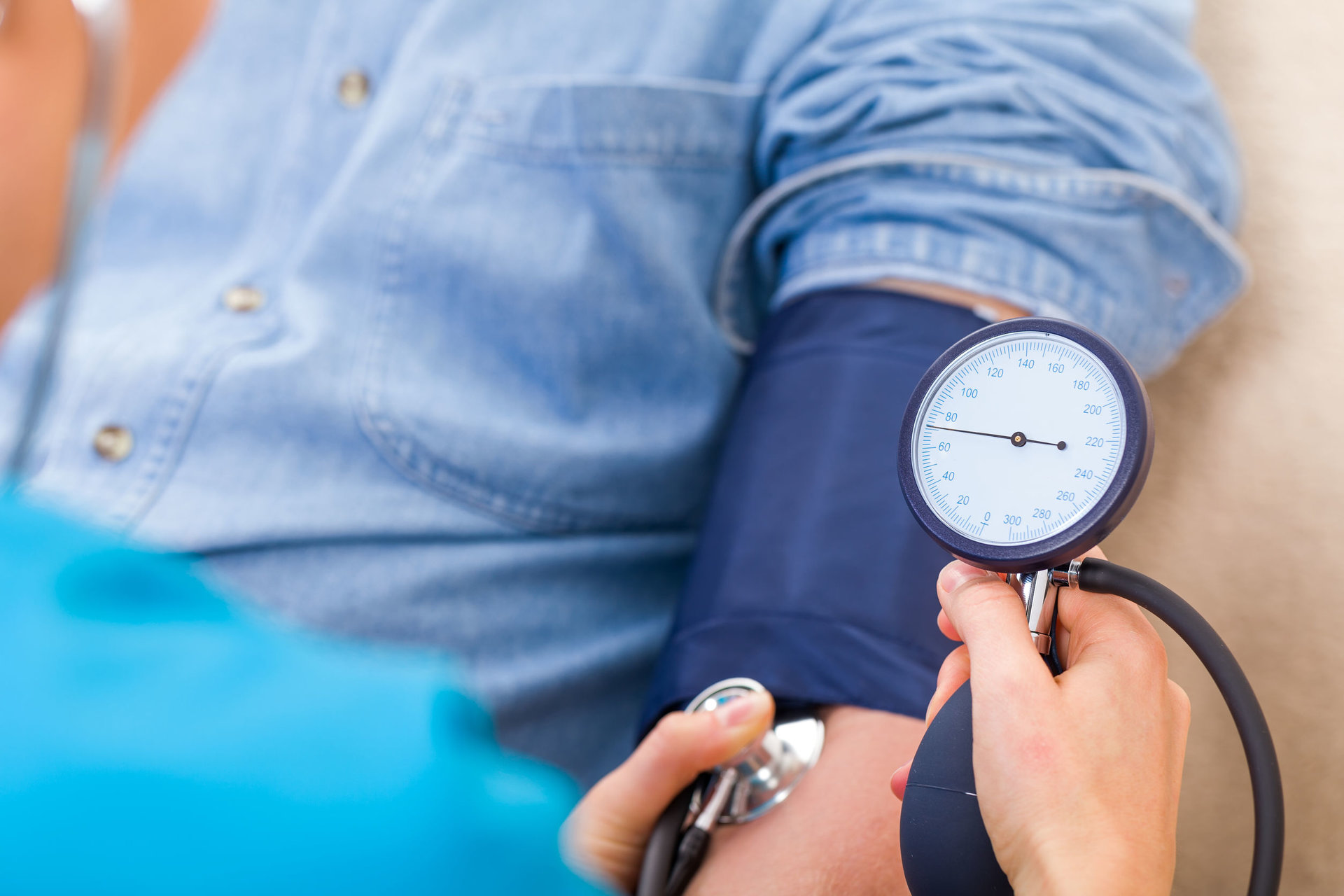 Hipertenzijos simptomai