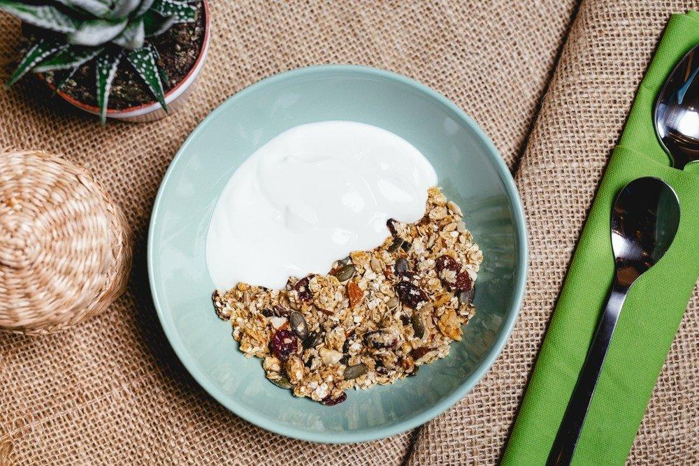 Tyrimai: jogurto vartojimas mažina infarkto riziką