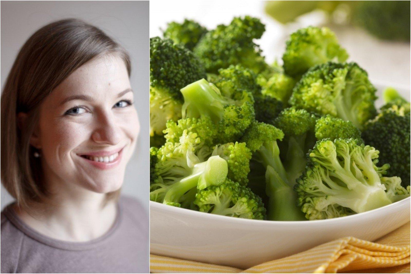 brokolių ir širdies sveikata)
