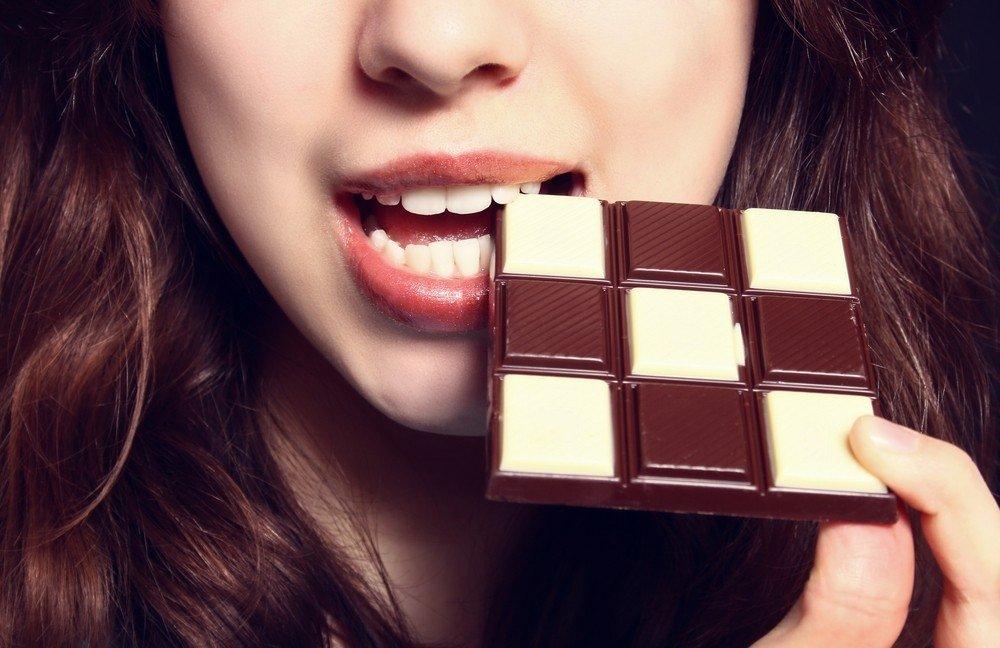 Šokoladas - skanus būdas regėjimui gerinti