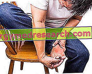 degančios pėdos hipertenzija)