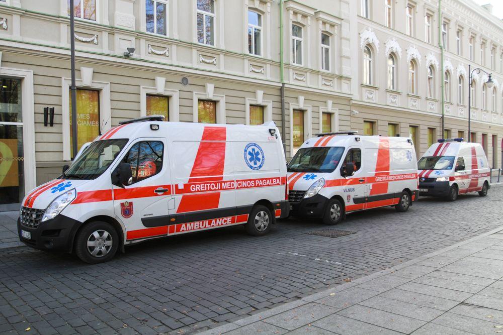 greitosios pagalbos automobiliai nuo hipertenzijos