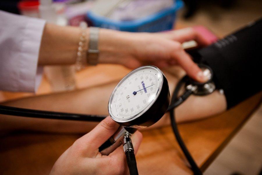 hipertenzija ir aukštas kraujospūdis