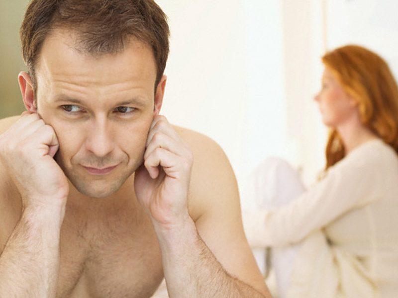hipertenzija sergančių vyrų nevaisingumas)