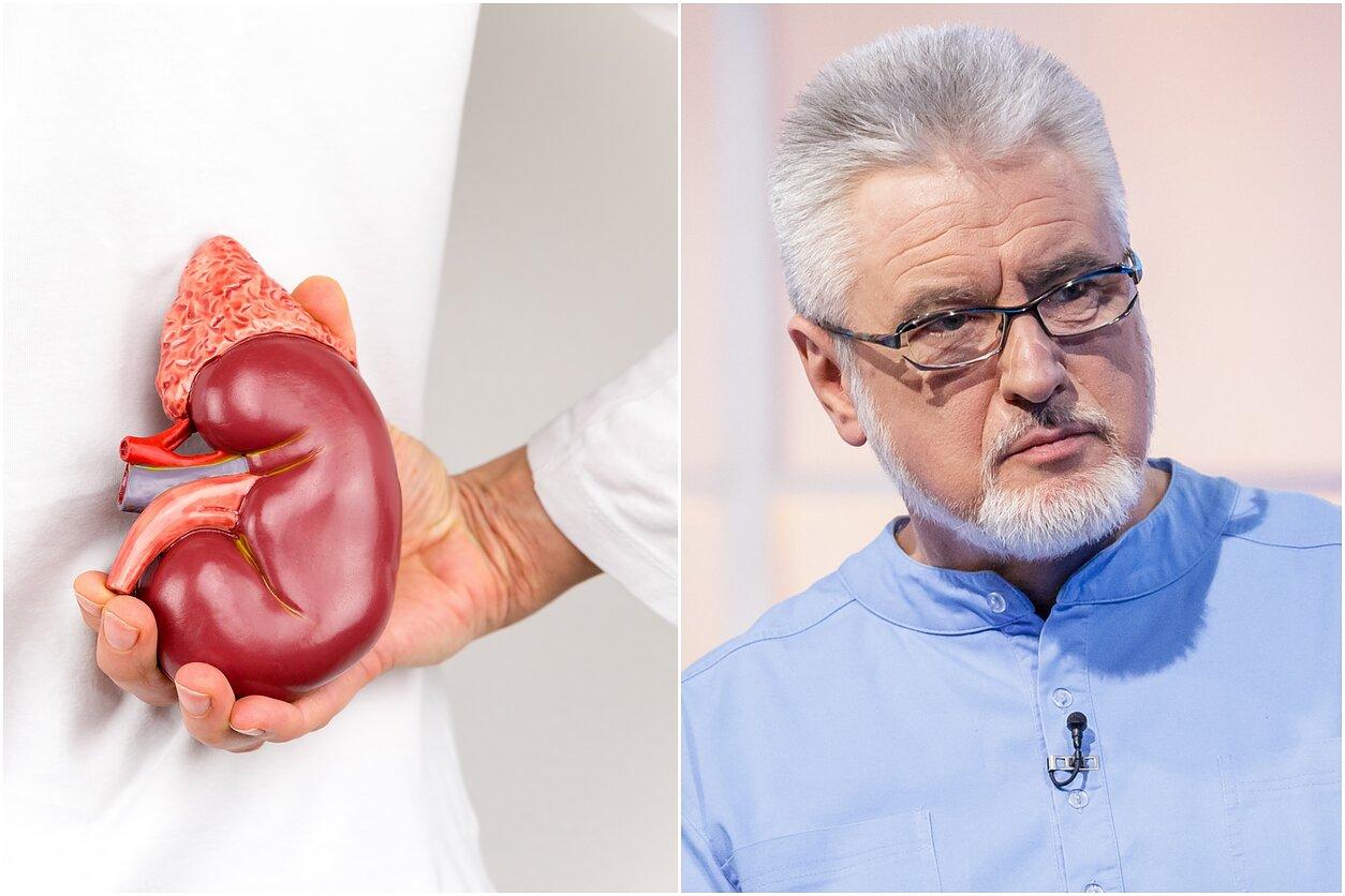 hipertenzija sergant inkstų ligomis