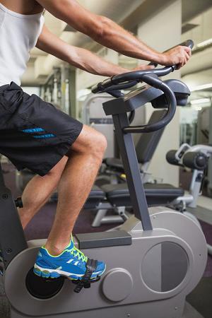 širdies sveikatos sprintams - ištvermės treniruotės