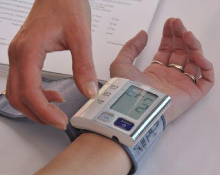 programą apie svarbiausią hipertenziją