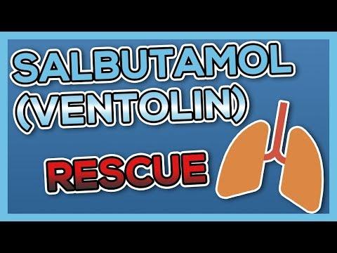 SALBUTAMOL 4MG TAB. N30