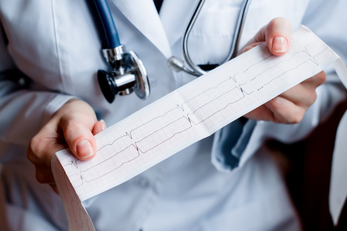 su hipertenzijos kardiograma