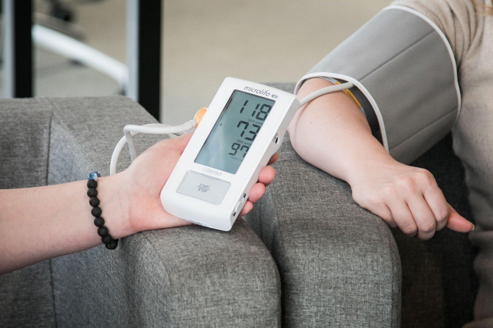 vaikino hipertenzija hipertenzija jaunų priežasčių
